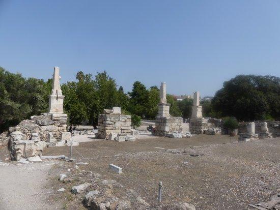 Agora: Odeion of Agrippa