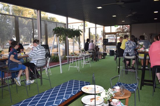 Griffith, Australien: A versatile space for any function