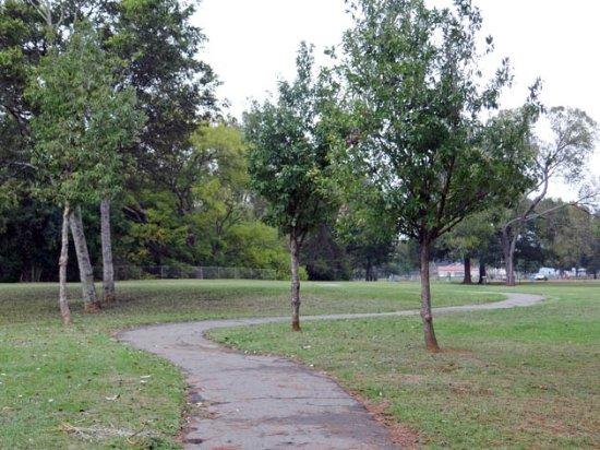 Nacogdoches, เท็กซัส: the park