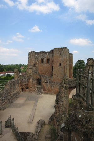 Kenilworth, UK: Castle