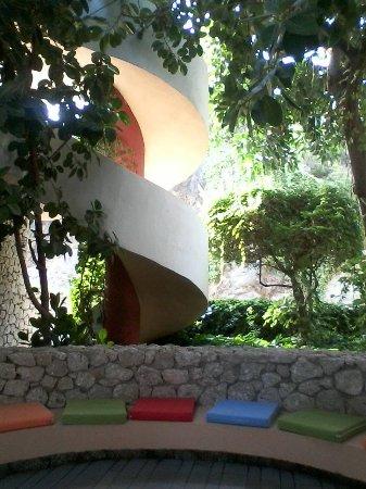 Hotel Porto Ligia: I love this magic corner.