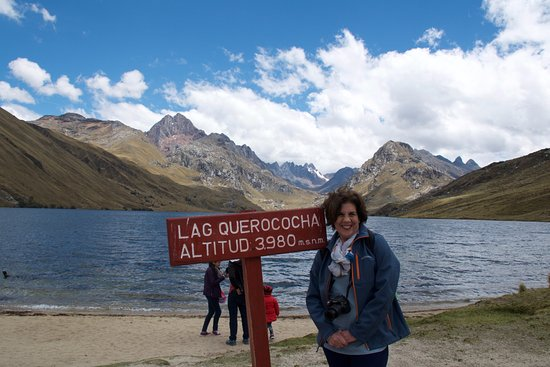 Recuay, Perù: Altitud 3980 msnm