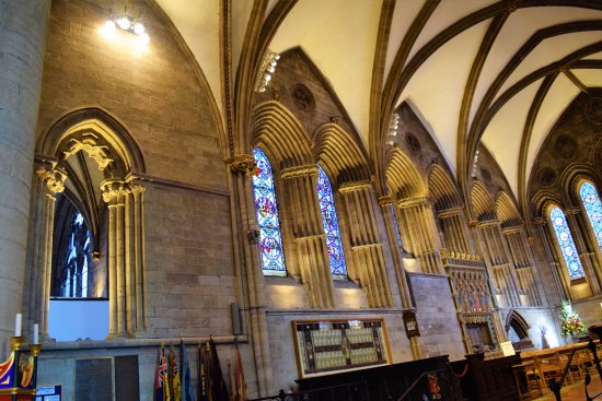 Hereford, UK: Inside the Cathedral