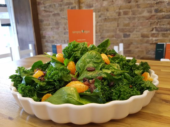 Greater London, UK: Salad