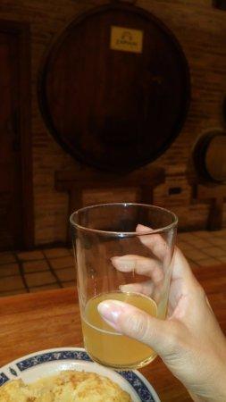 Viana, Spania: Culñin de sidra