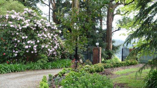 Olinda, Australien: Entrance