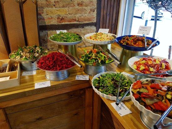 Greater London, UK: Lunch Buffet