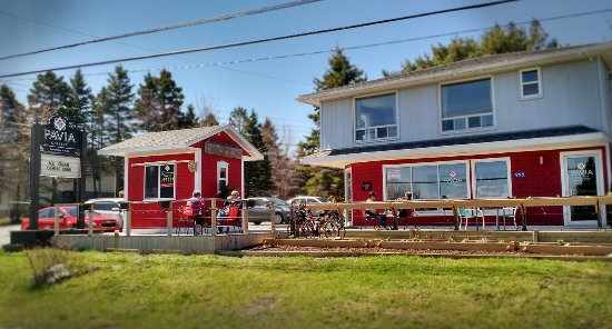 Pavia Gallery ~ Espresso Bar & Café : Join us all year round at the original PAVIA in Herring Cove - just 10 minutes from the city!