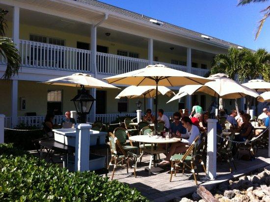 The Outlet Restaurant Boca Grande Fl