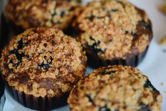 Santa Ana, Costa Rica: muffins
