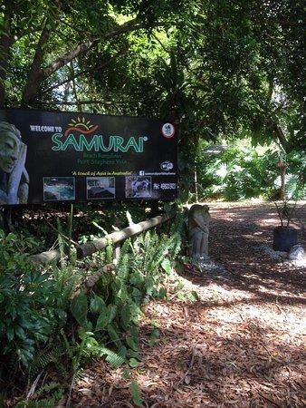 Anna Bay, Australia: Samuri Beach Bungalows welcomes you