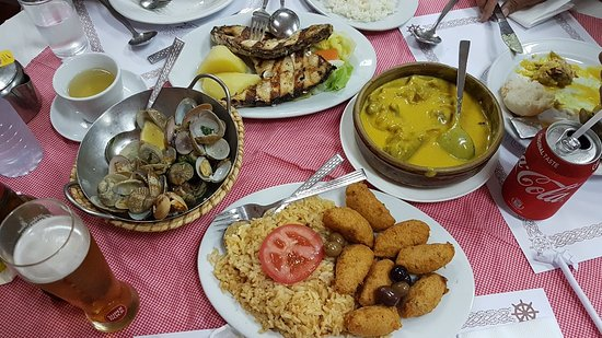 O SANTOS - Comida Portuguesa Restaurant : 20171113_202215_large.jpg