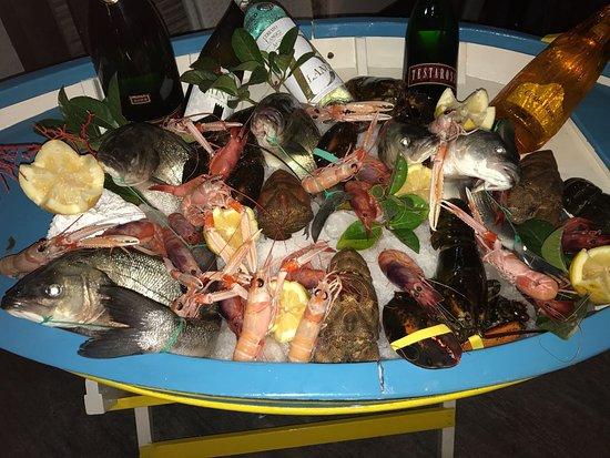 Baiae, Italia: Bahia 69