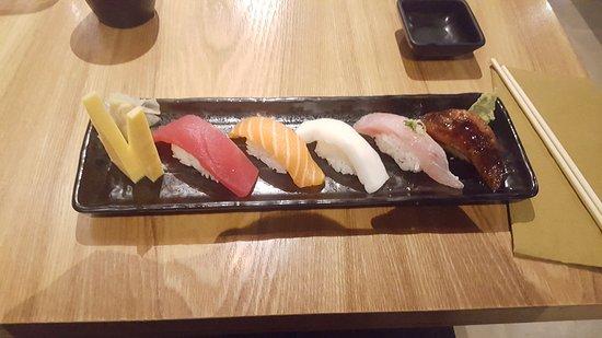Champaign, IL : Sushi Sampler