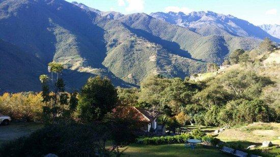 Andean Region, Wenezuela: Salón Estití, para realizar eventos corporativos, rodeado de bellos paisajes.