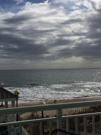 Clouds at dusk Hilton Suites Ocean City Oceanfront  3200 North Baltimore Ave., Ocean City