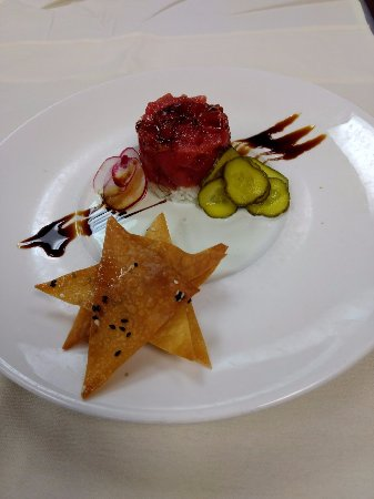 Exeter, NH: Restaurant Week Tuna Tartar