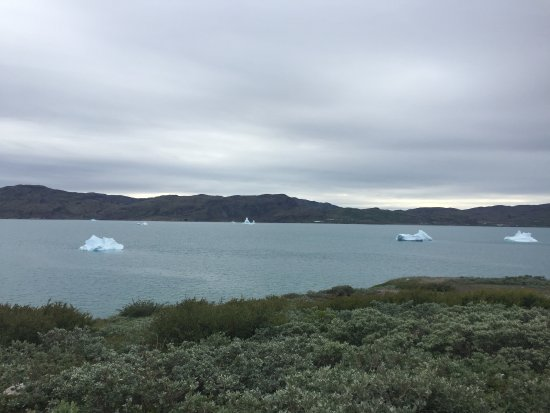 Narsarsuaq, Greenland: Walking distance from the hotel