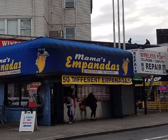 Elmhurst, NY: Emapanada