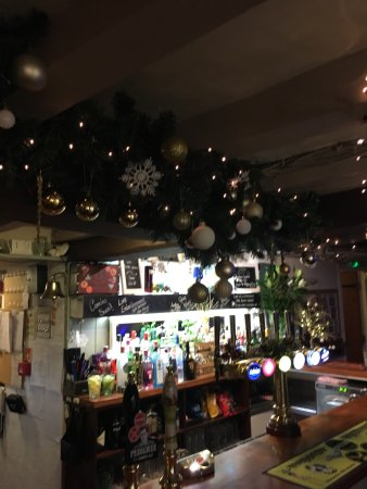 Appleby Magna, UK : The Black Horse Restaurant & Bar