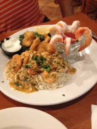 Howard Beach, Нью-Йорк: Shrimp Fest Special