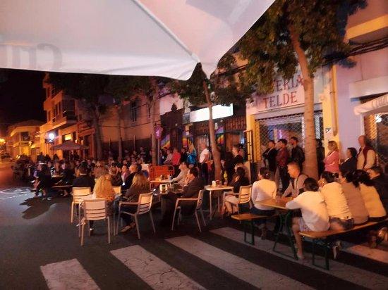 Telde, Spain: fiesta !!!!