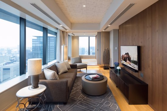 Ious High End Serviced Apartment Review Of Ascott Marunouchi Tokyo
