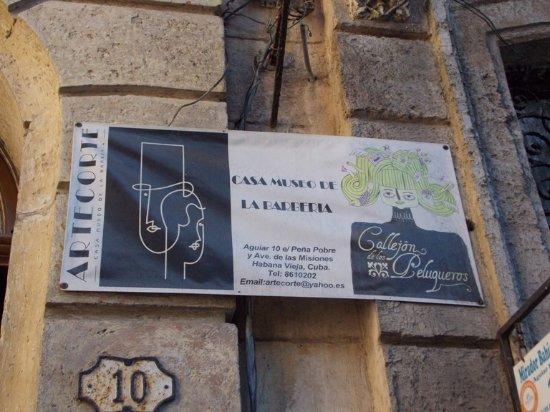 Casa Museo de la Barberia