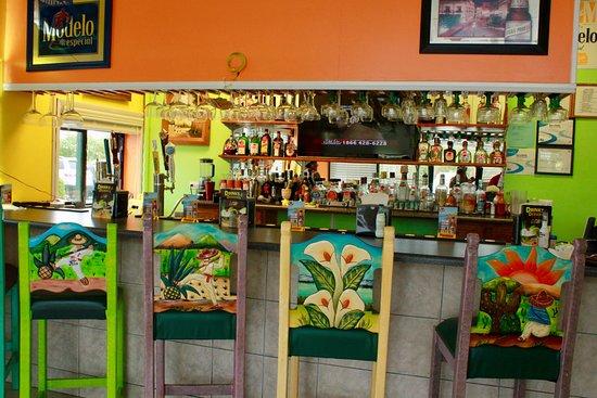 Full Bar -   Mi Ranchito Bar and Grill - Jacksonville NC