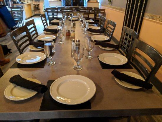 Bryn Mawr, PA: Dining Area