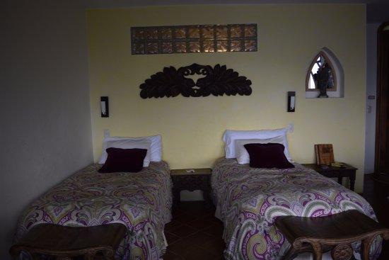 Villa Sumaya: Ginger Suite 19 set for Retreat Leaders