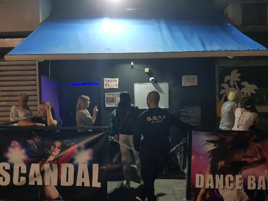 Scandal dance bar