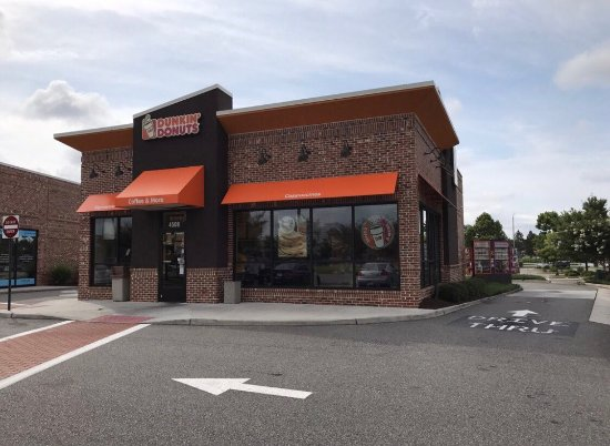 Dunkin Donuts Virginia Beach 5600 Princess Anne Rd