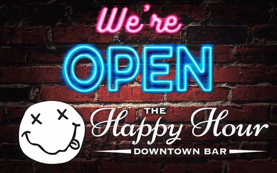 The Happy Hour Downtown Bar