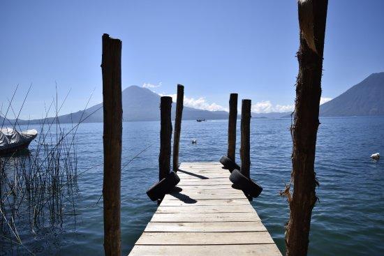 Villa Sumaya: Dock on property