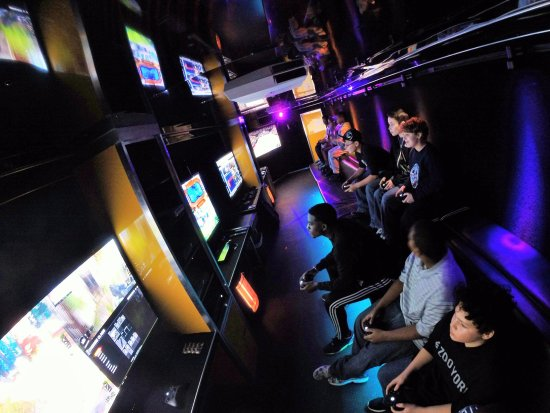 Steel City Gamerz: Looking for a new Birthday party Idea in Pittsburgh?
