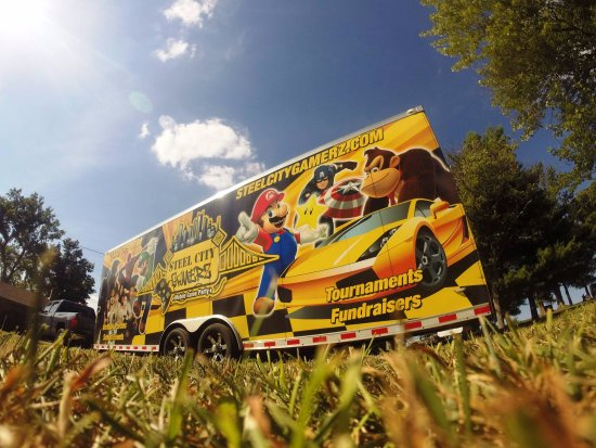 Steel City Gamerz: Best Mobile Video Game Truck in Pittsburgh!