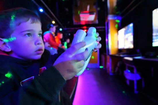 Steel City Gamerz: Great for your son or Daughters birthday celebration