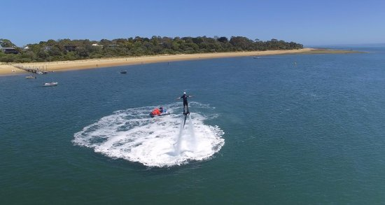 Cowes, Australien: Enjoy the crystal clear waters of Phillip Island