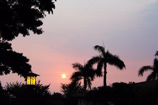 Sunset from Hilton Waikoloa