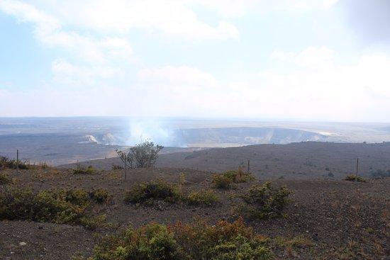 Waikoloa, HI: Volcano Nationa Park, Kiluea crater