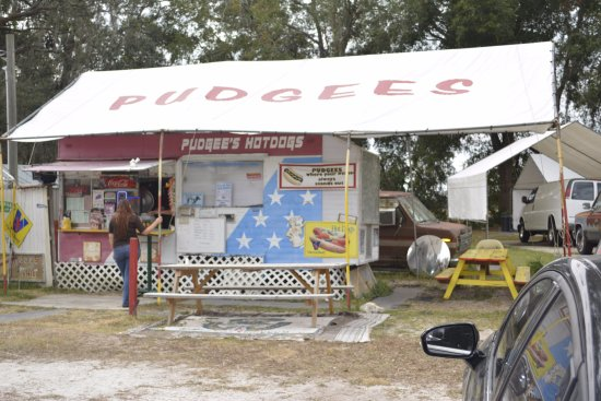 Floral City, FL: R.I.P. Old Pudgee's Location