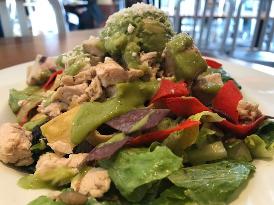 Campbell, CA: Avocado Chicken Salad