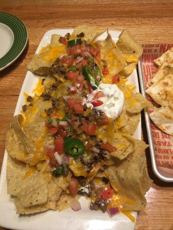 Eagan, Minnesota: nachos