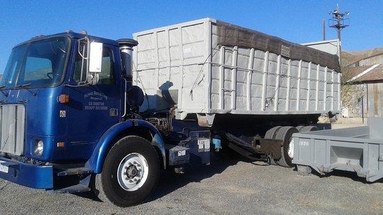 Corona, CA: Dumpster Rental Container