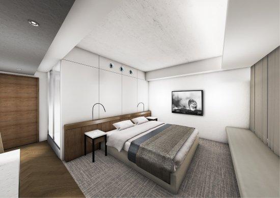 Hotel the flag shinsaibashi prices boutique hotel for Boutique hotel osaka