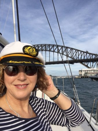 Rose Bay, Australia: Great day sailing on Sydney Harbour