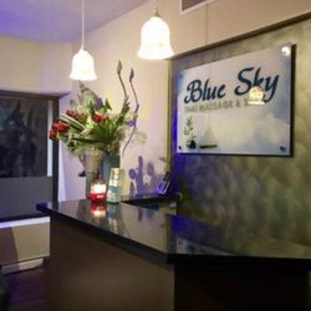 thaimassage fredhäll blue sky thai massage