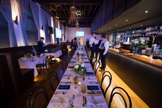 Brunswick, Australien: Thanks to North Melbourne FC for hosted their Shinboner's Dinner with us.