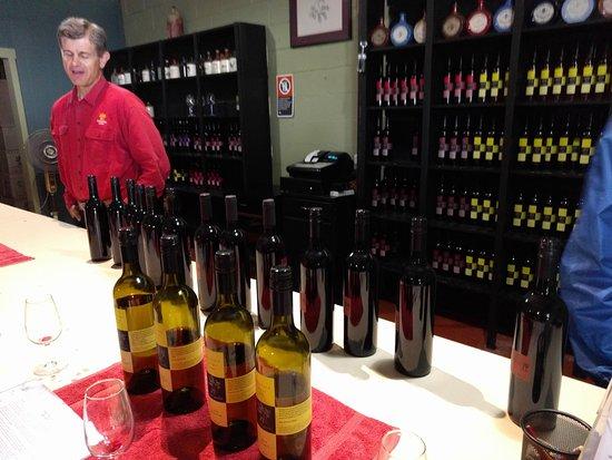 Mansfield Wines: Beautiful Mediterranean Reds